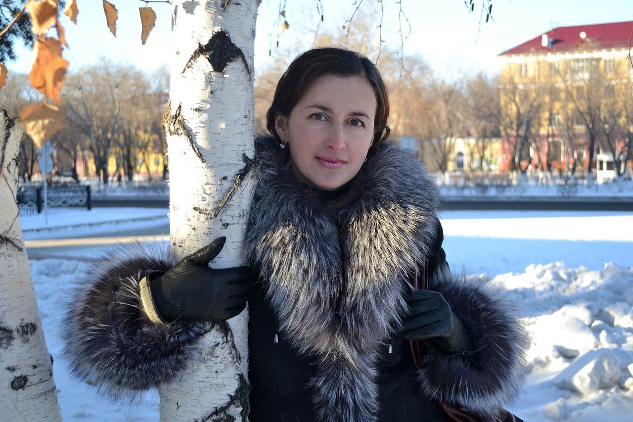 Романтичная Ольга