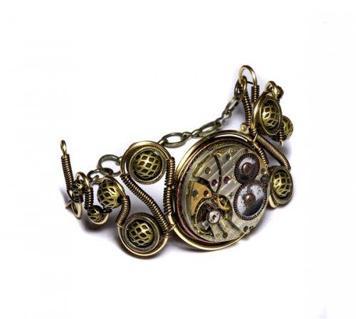 steampunk в украшениях