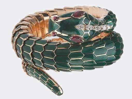 Змеиный браслет. Carlo Luca della Quercia