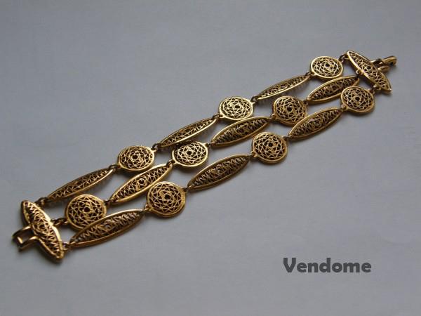 Винтажный браслет от Vendome