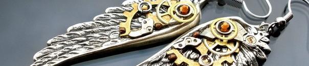 Romantic steampunk — механическая романтика