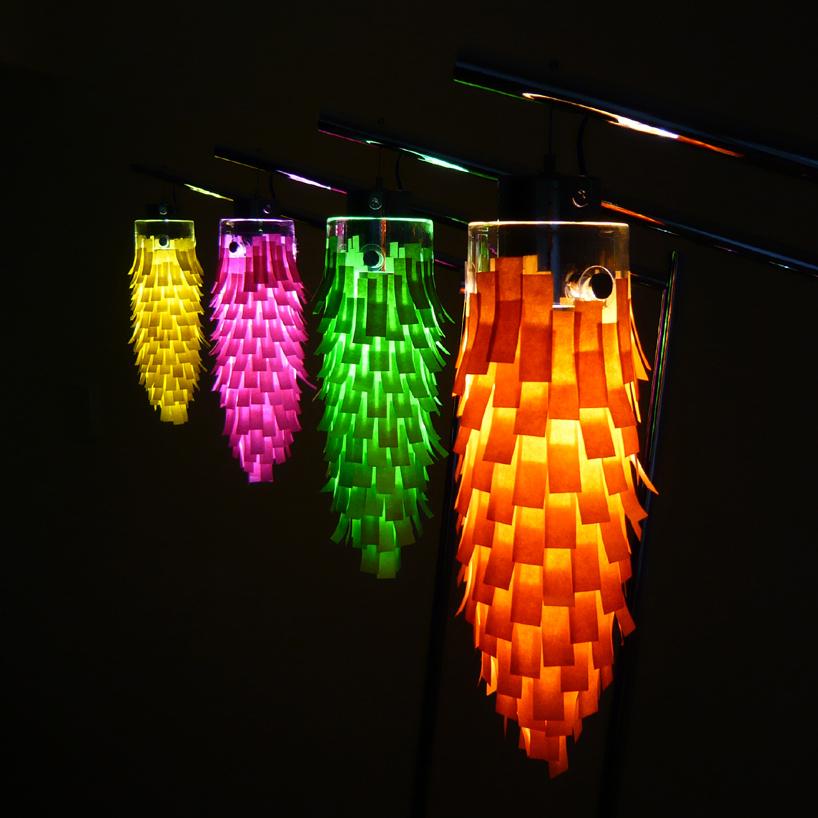 А если сделать ночник разноцветным?