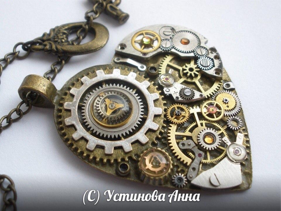 Сердце - сложнейший механизм