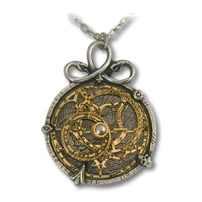 кулон-астролябия