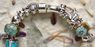 Бусины для наборных браслетов от «PANDORA»