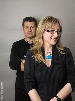 Испанский дуэт ювелиров Isabel Amigo Sariego & Miguel A. Prieto Canseco
