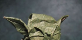 Искусство оригами в ювелирке