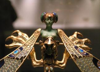 Ювелирные фантазии прошлого века от художников Art Nouveau