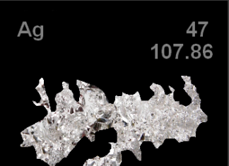 Металлы. Серебро