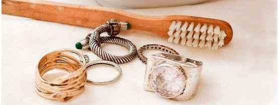 Советы по уходу за ювелирными украшениями