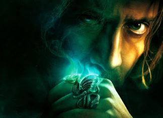 Кольцо-дракон из фильма «Ученик чародея»
