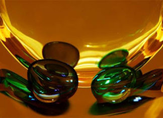Чешское стекло