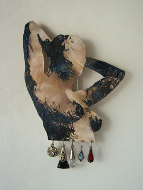 Китч и гламур — новая жизнь старых украшений Петры Циммерман (Petra Zimmermann)